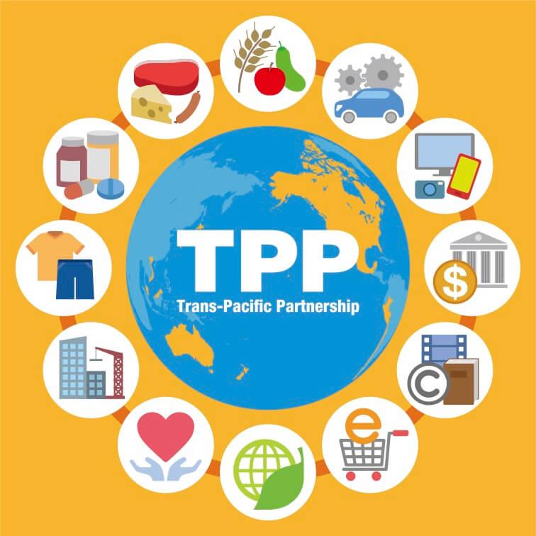 TPP」が日本の農業に与える影響...